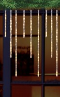 TrendLine LED-Wasserfall-Lichterkette mit 144 LED
