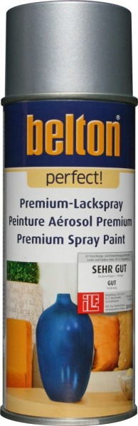 belton perfect Lackspray 400 ml silber