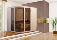 Weka Element-Designsauna Sara 1 Set 2
