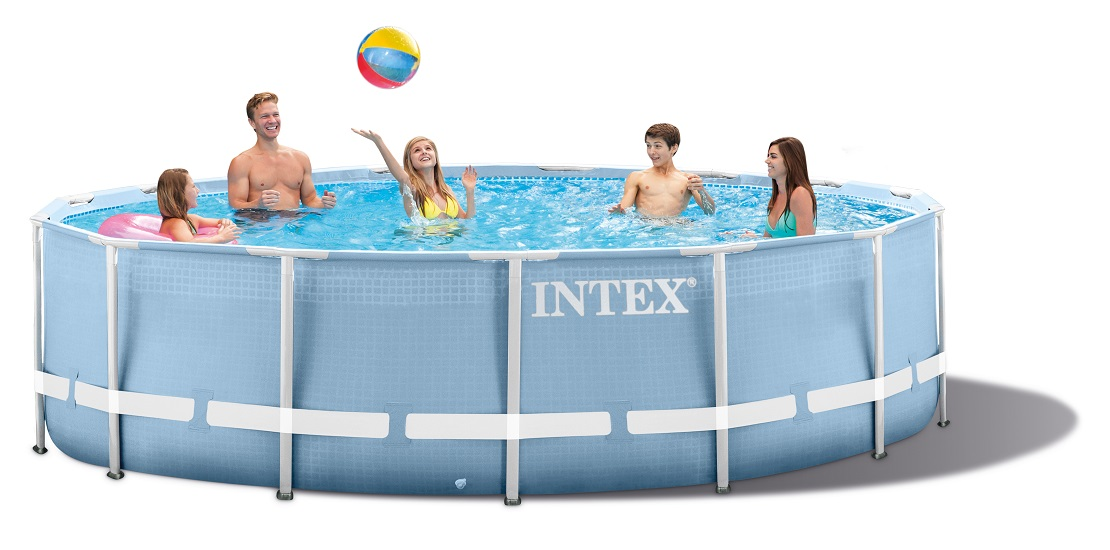 Intex Frame-Pool-Set Prism Rondo 457 cm | Pools | Globus Baumarkt ...