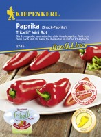 Kiepenkerl Snackpaprika Tribelli® Mini Rot