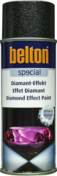 belton special Diamant-Effekt Spray 400 ml silber