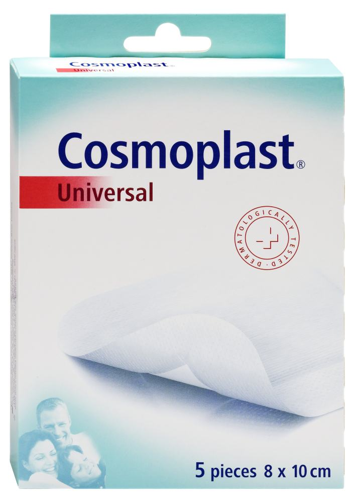 cosmoplast wundpflaster universal pflaster globus baumarkt online shop. Black Bedroom Furniture Sets. Home Design Ideas