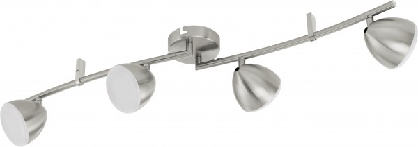 Eglo LED Welle Calvos 1 nickel-matt