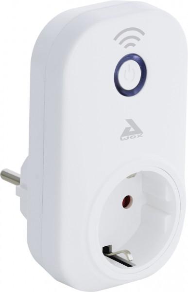 Eglo Wifi Stecker Connect Plug Plus weiß