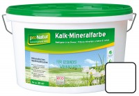 Pronatur Kalk-Mineralfarbe
