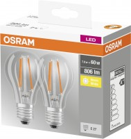 Osram LED Glühlampe LED Base A 60