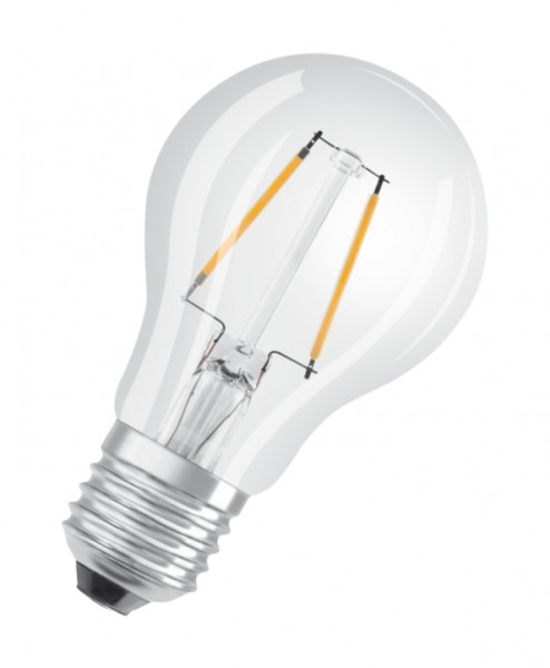 Osram LED Glühlampe Superstar A25 E 27 – 3,3 W