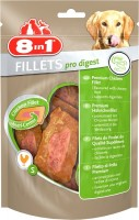 8in1 Hundesnack Fillets Pro Digest