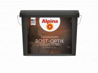 Alpina Innenfarbe Rost-Optik
