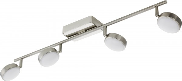 Eglo 4er LED Spot Corropoli-C nickel-matt
