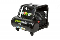 Greenworks Kompressor 5l