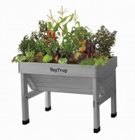 VegTrug Pflanztrog Small grey-washed