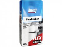 Knauf Flexkleber Flex Aktion