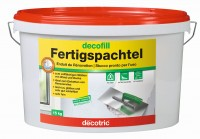 Decotric Fertigspachtel Decomur