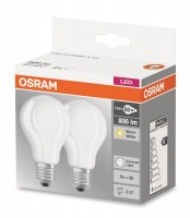Osram LED Glühlampe Base CL A60