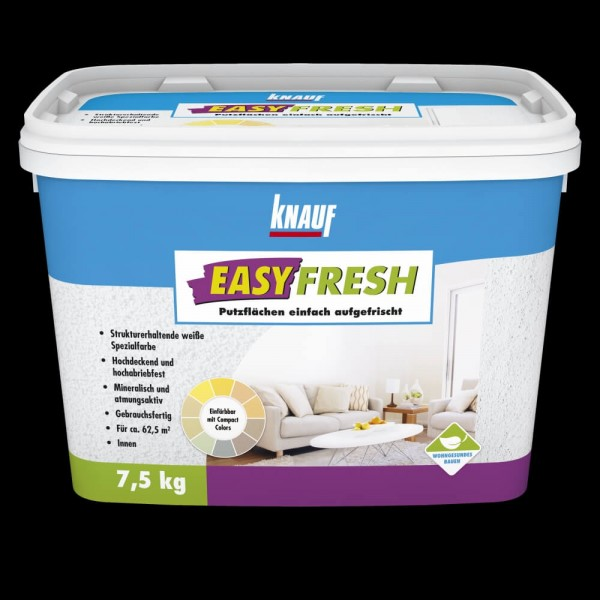 Knauf Spezialfarbe Easy Fresh 7,5 kg