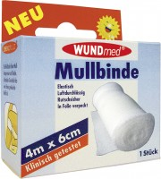 Wundmed Mullbinde