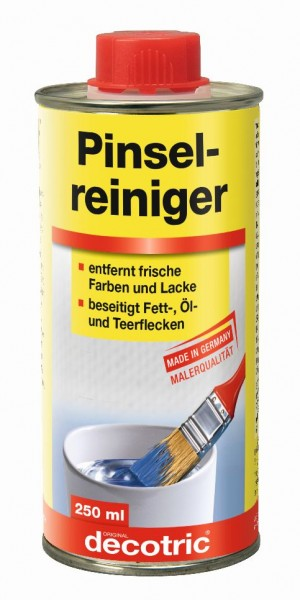 Decotric Pinselreiniger 250 ml