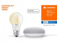 Ledvance Google Home mini Starter Kit